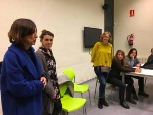 FiBS dinamització comunitària Pati de Veïnes